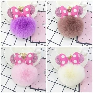 Accessories - Minnie Mouse keychain